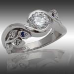 Diamond and Sapphires