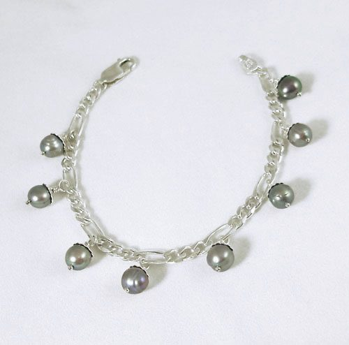 Bracelet, Pearls