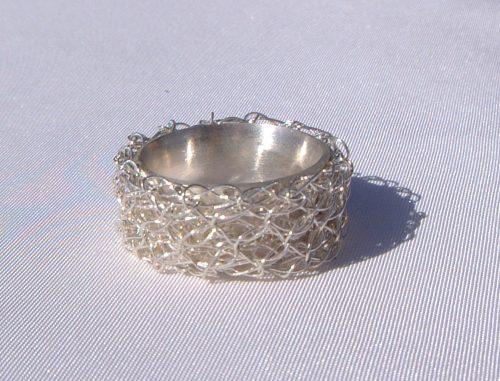Crochet Ring, SS